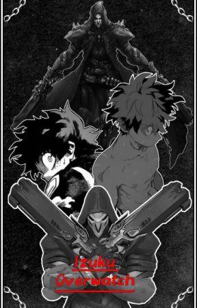 Izuku Overwatch by Yamil10000