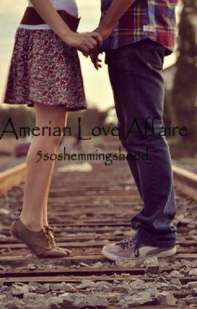 American love affair // Michael clifford by 5soshemmingshood