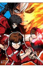 My Marvel Academia (Season 2) by trigerhappy2134