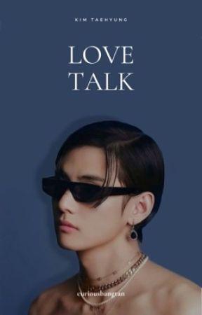 Love Talk  by curiousbangtan