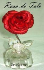 Rosa de tela by ElenaCuomo