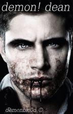 Demon! Dean by ghostlystyless