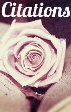 Citations d'amour by dontellit