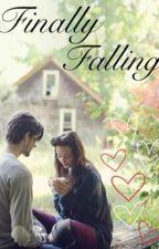 Finally falling by Lady_dera