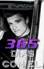 365 días con él. (Josh Hutcherson y tu) by hxlloshayy