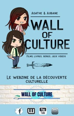 WALL OF CULTURE by AgatheRoulot