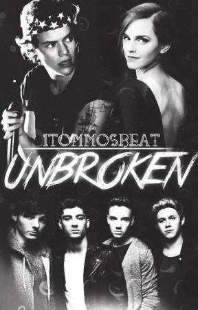 Unbroken  Harry Styles  by itommosbeat