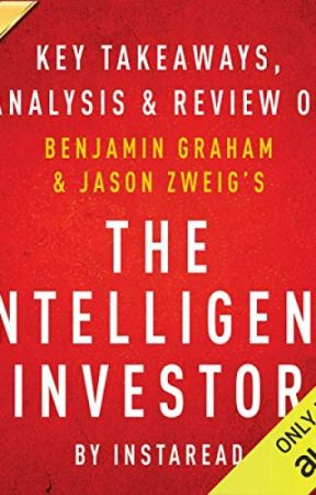 The Intelligent Investor PDF The Definitive Book on Value Investing EB00K