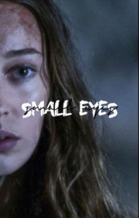 Small Eyes (A Zombie Novel) by 1abigailgilmore1