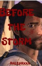 Before the Storm  [[ Javi x Reader fanfic ]] by Ahleyhxxx