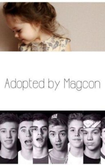 Adopted by Magcon (SK-preklad)