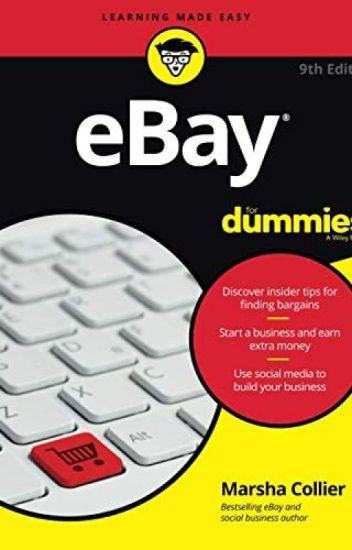 Ebay For Dummies 9e Pdf By Marsha Collier Dopydoli40347 Wattpad