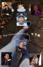 the misunderstood. by aminaa1224_