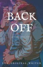 Back Off (Harringrove) by Fan_Original_Writer