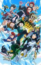 Male support course! Reader X Bnha Class 1-A -and More!- by tha_author