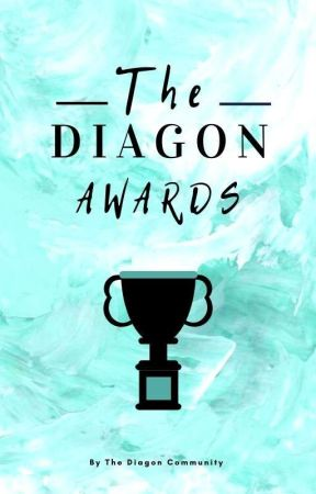 The Diagon Awards (Editing) by TheDiagonCommunity