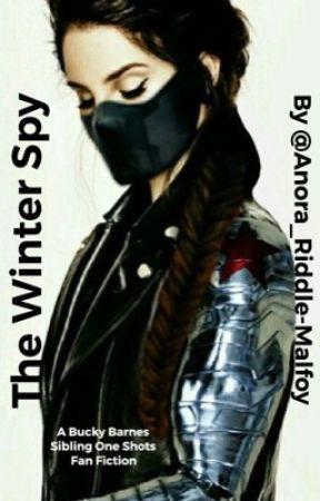 The Winter Spy |||| A Bucky Barnes Sibling One Shots Fan Fiction by Starr_Riddle-Malfoy