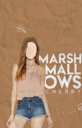 Marshmallows by cocainity