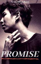 |Promise| [Mafia AU] by AcrazyPsychass