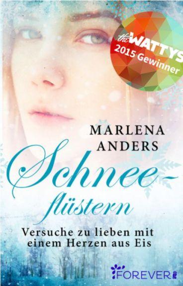 Schneeflüstern [Leseprobe] by MarlenaAnders