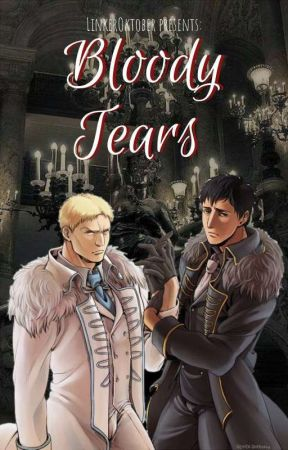 Bloody Tears [ReiBert] │Omegaverse  by LinkerOktober