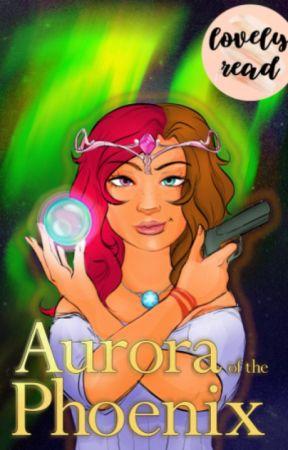 Aurora of the Phoenix (Book 1) by NurainiSalleh