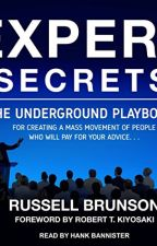 Expert Secrets [PDF] by Russell Brunson by rojeloki28387