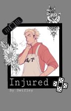 Injured :: Ukai Keishin x reader by swifley