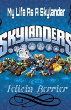 My Life As A Skylander by albinoqueen