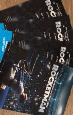 Rocketman and Beatles one shots :) by Izzyx3456