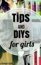Tips and DIYs for Girls by lovepurple_