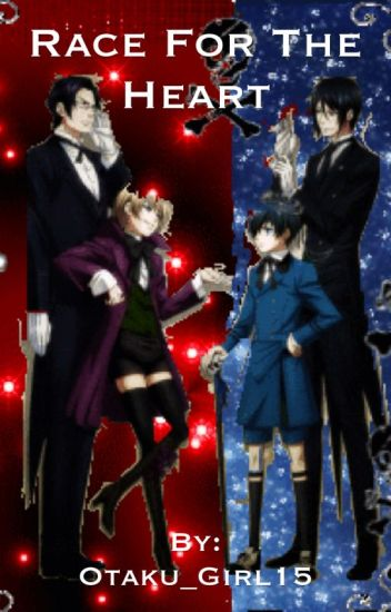 Race For The Heart Black Butler x Reader