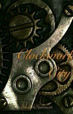 Clockwork City by BekLittleSparrow24