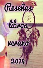Reseñas libros de verano 2014 by elena_2104