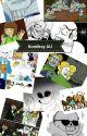 komiksy undertale i różnych AU ;D by Diablo0840
