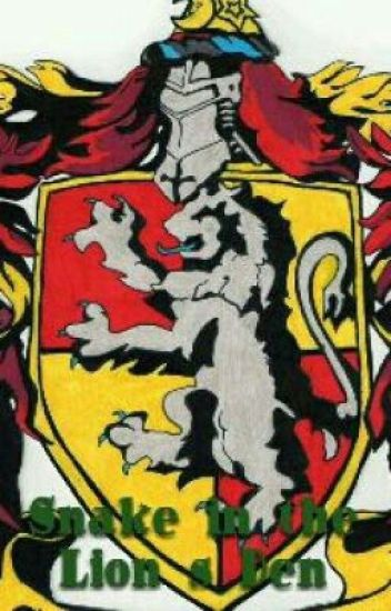 Snake In The Lion's Den (Drarry Hybrid AU)