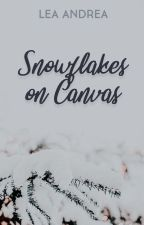 Snowflakes on Canvas by caliginosa