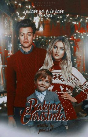 Baking Christmas | h.s by julie_sx