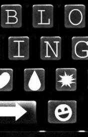 Blogging (: by Escape_The_Fate_