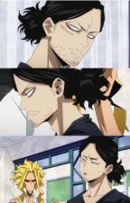 Eraserhead and His Many Husbands by HannibalIsBisexual