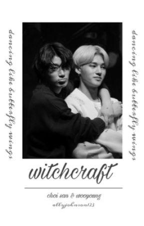 witchcraft || woosan by allyjx