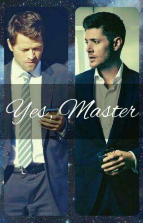 Yes, Master (Destiel College/CEO AU) by mishalovesdestiel