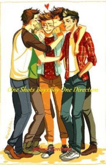 One Direction und 5SOS OS ( boyxboy)