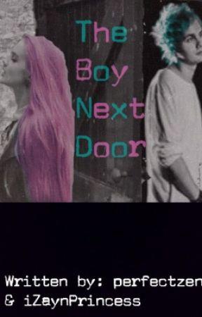 The Boy Next Door by perfectzen