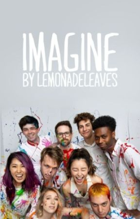 imagine [smosh one shots] by lemonadeleaves