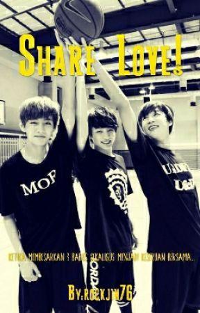 Share Love! by rockjin76