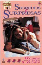 Série Cris  | Livro 02 - Segredos e Surpresas by RobinJonesGunn