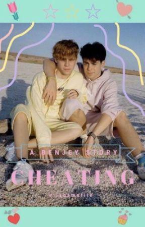Cheating - A Benjey Story by elianamariie