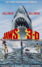 Jaws 3 | Steve Harrington AU by skylarstyles56
