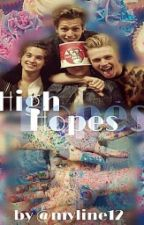 High hopes-(A the vamps ff) by myline12